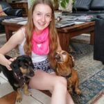 dogs with guest