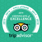 Trip Advisor reviews - Hall of Fame